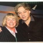 Deborah and Sir Bob Geldof
